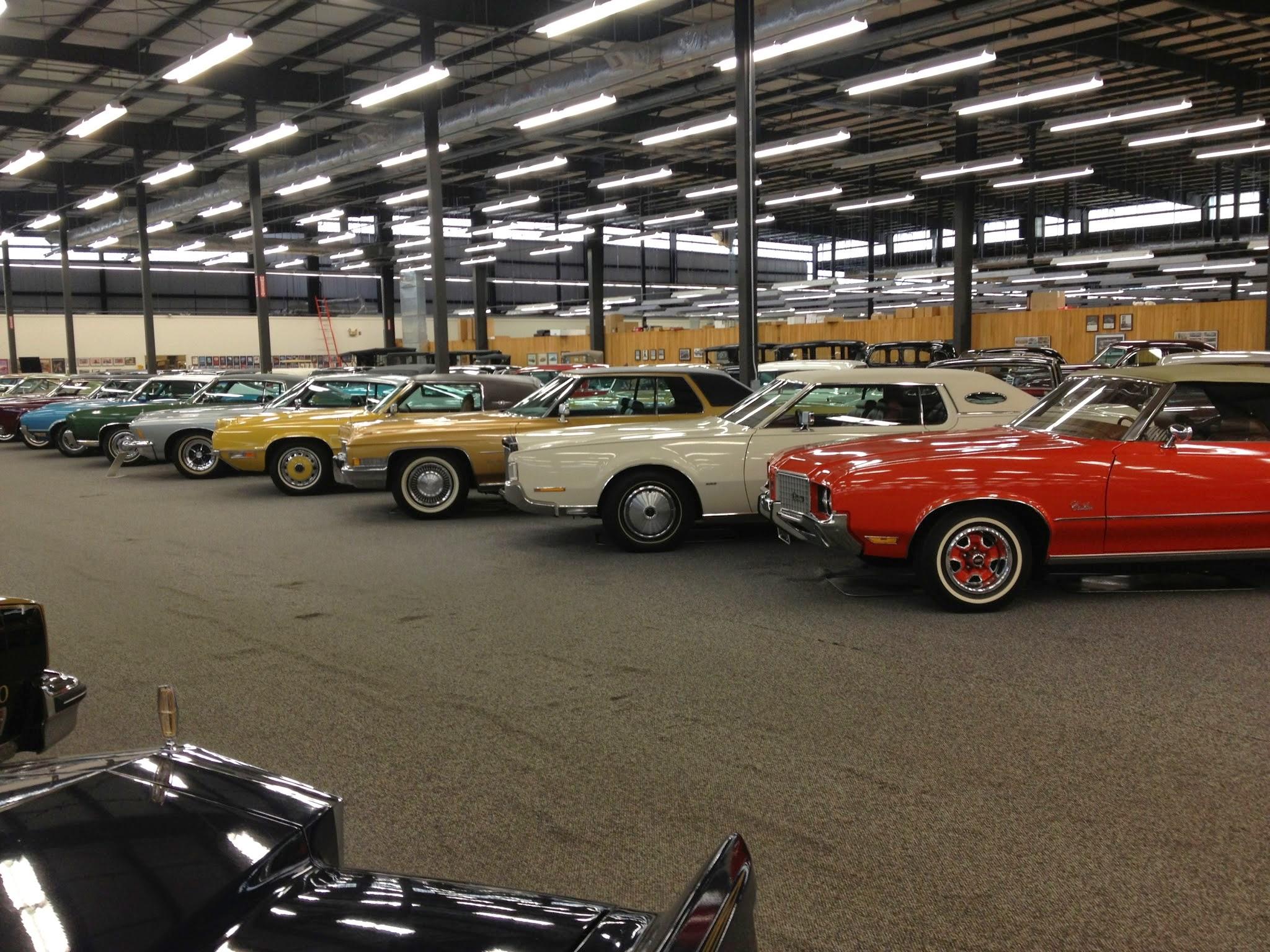 National Parts Depot >> National Parts Depot Tour The Villages Mini Cooper Club