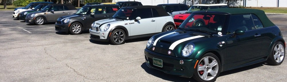 The Villages MINI Cooper Club