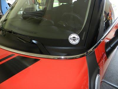 Windshield Sticker 001